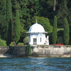 Kapel Villa Melzi Bellagio