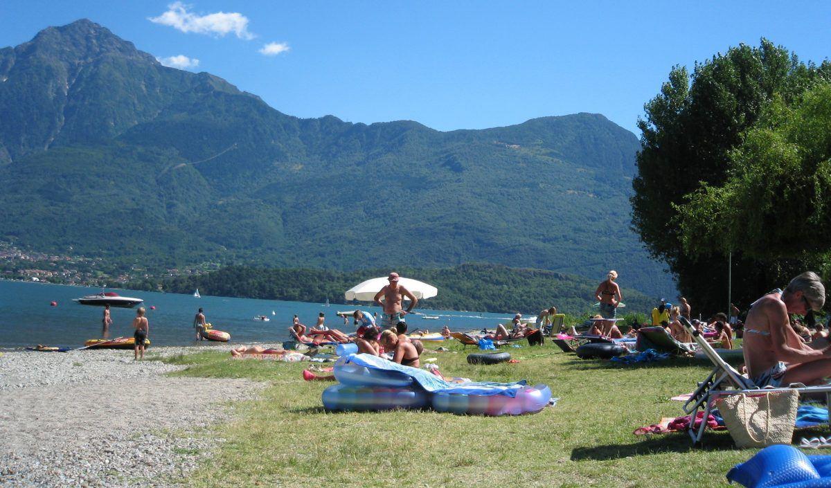 Camping Deserto – Camping Domaso Lago di Como