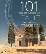 101 Mooiste plekken van Italië