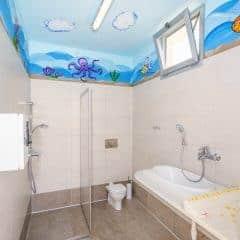 Kinder sanitair Camping Gardenia