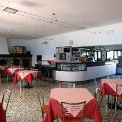 Bar & tv zaal Camping Gardenia