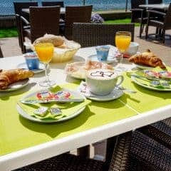 Ontbijt Camping Gardenia