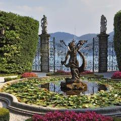 Tuin Villa Carlotta Tremezzo