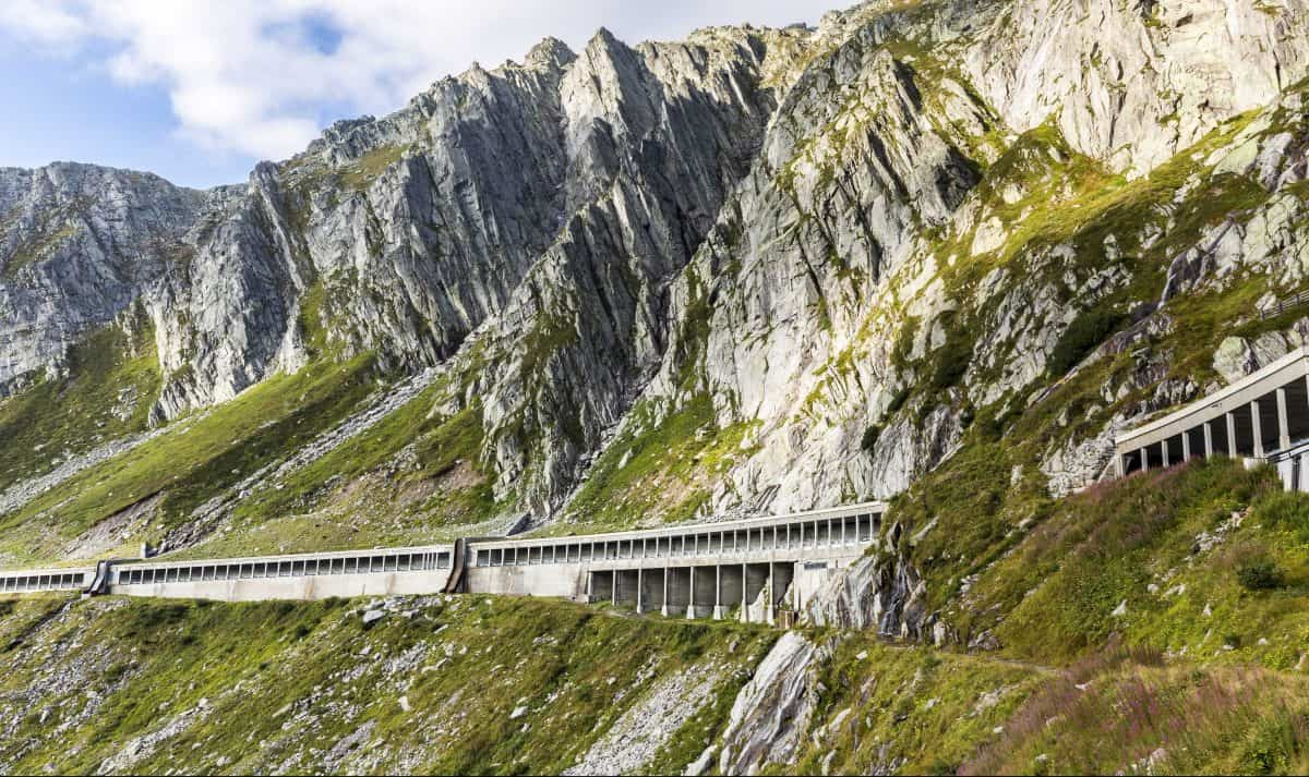 Gotthardtunnel In Zwitserland Comomeeritalie Nl