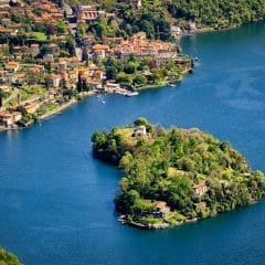 Isola Comacina Comomeer
