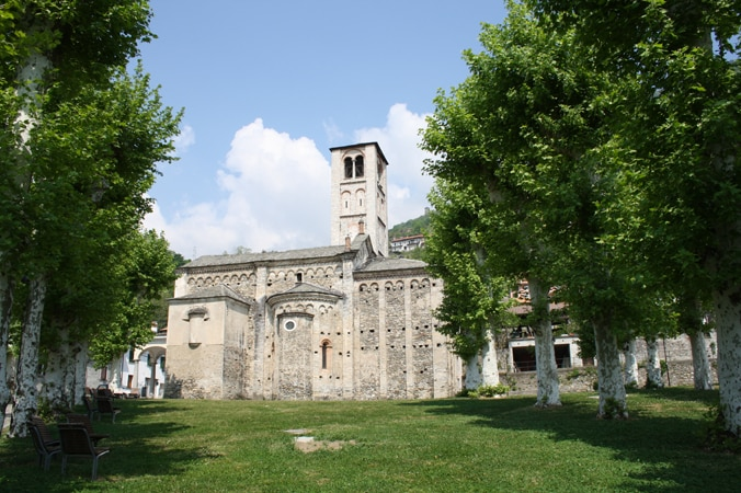 SS Gusmeo en Matteo kerk