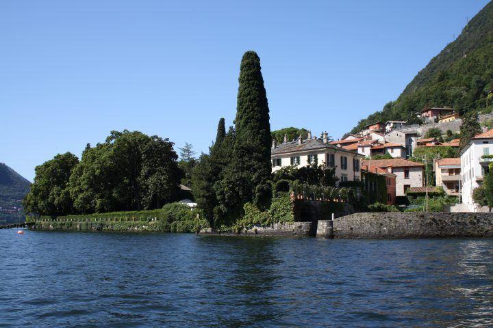Villa Oleandra George Clooney - Comomeer