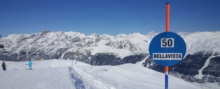 Wintersport Livigno skipiste Bellavista