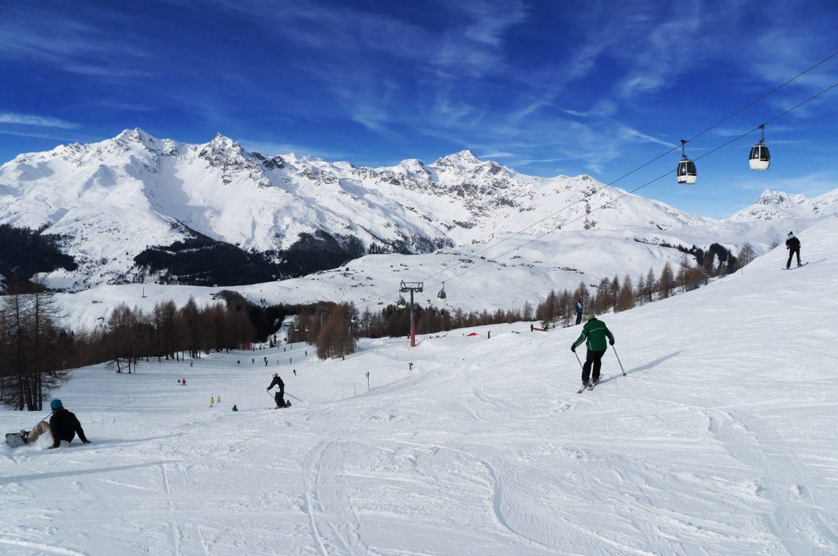 Skien Madesimo