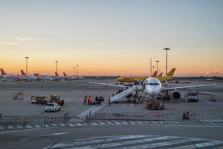 Malpensa vliegveld - Comomeer