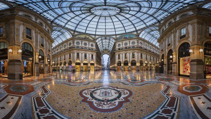 Winkelen Milaan