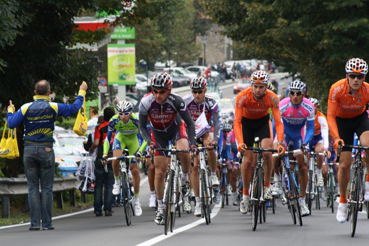 Wielrennen Gera Lario Comomeer