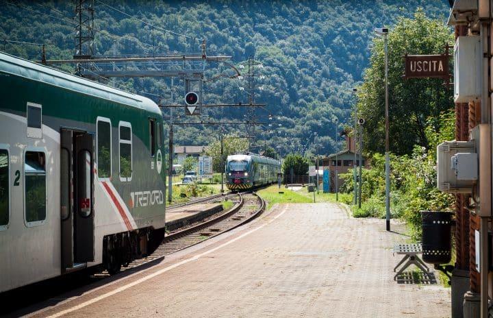Trein Comomeer