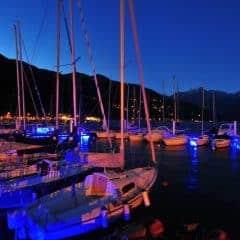Haven Nautica Domaso avond
