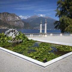 Vijver Villa Melzi in Bellagio