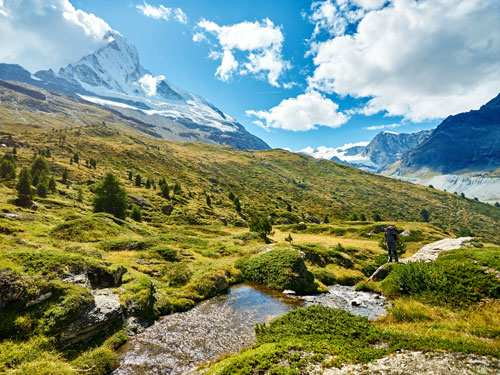 Matterhorn Zwitserland