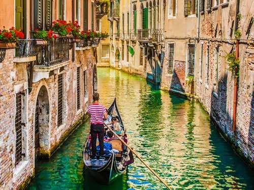 Venetië rondreis gondel
