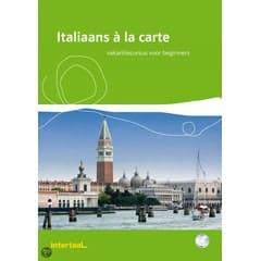 Boek vakantiecursus Italiaans