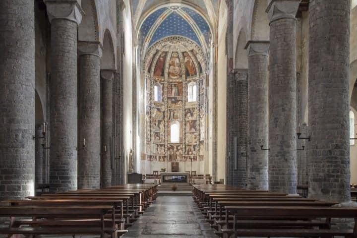 San Abbondio kerk Moltrasio
