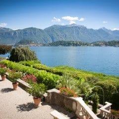 Tuin Villa Carlotta - Comomeer