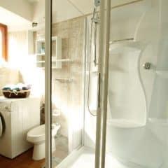 Badkamer appartement Porto Vista