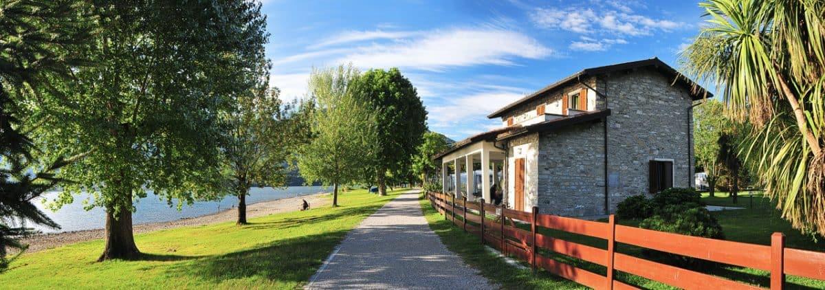 Villa Carolina Domaso Comomeer