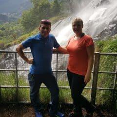 Waterval Acqua Fraggia