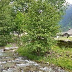 Rivier Waterval Acqua Fraggia