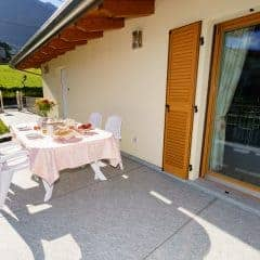 Terras Villa Sweet Home Colico