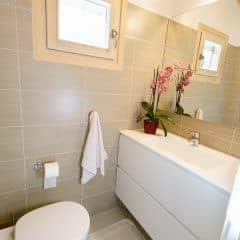 Toilet Villa Sweet Home Colico
